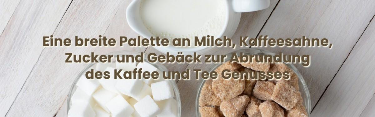 Milch & Kaffeesahne