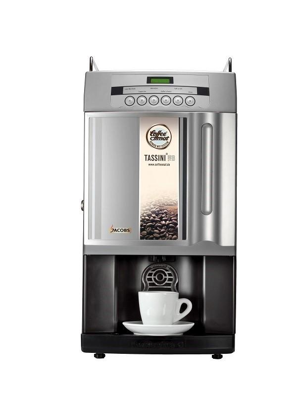 Tassini 100 B Kaffeevollautomat Ganze Bohnen Mahlwerk, Leasingrückläufer