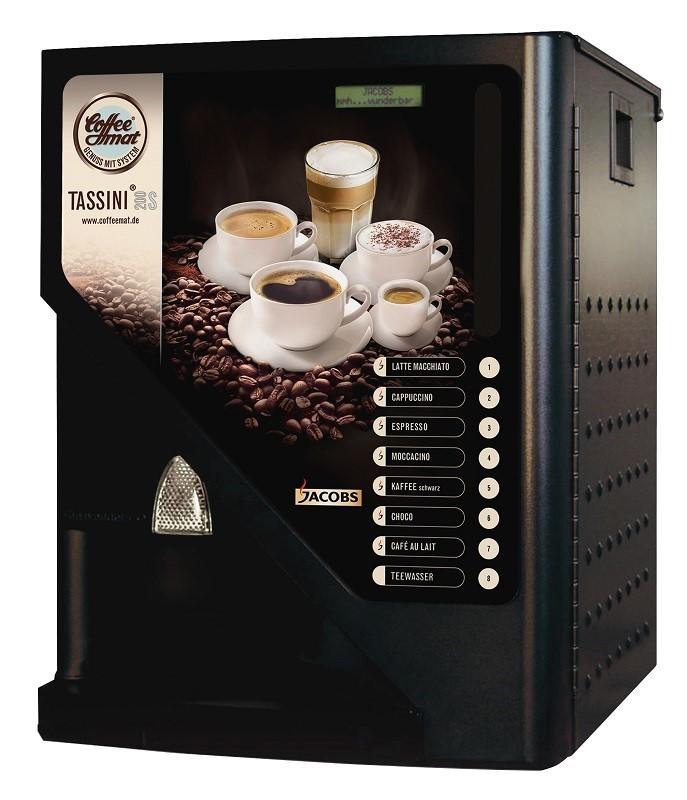 Coffeemat Tassini 200 S Kaffeeautomat gebraucht