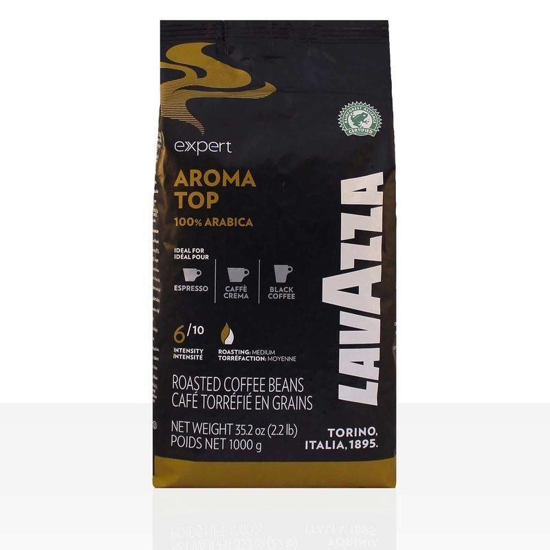 Lavazza Aroma Top Espresso Bohne 6 x 1kg  Ganze Bohne