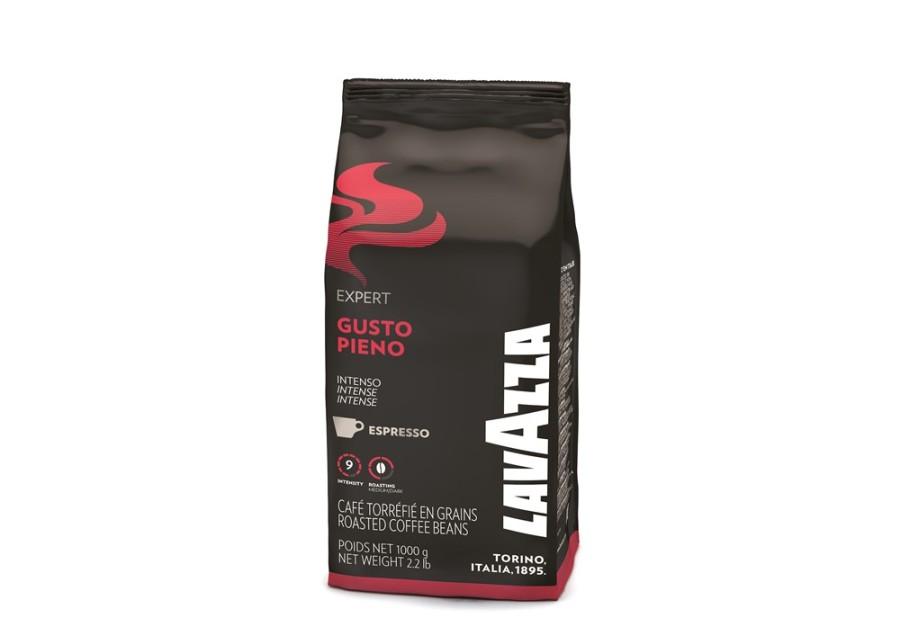 Lavazza Expert Gusto Pieno Espresso 6 x 1kg  Ganze Bohne