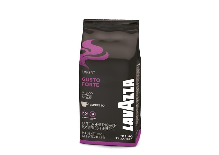Lavazza Expert Gusto Forte Espresso 1kg Ganze Bohne