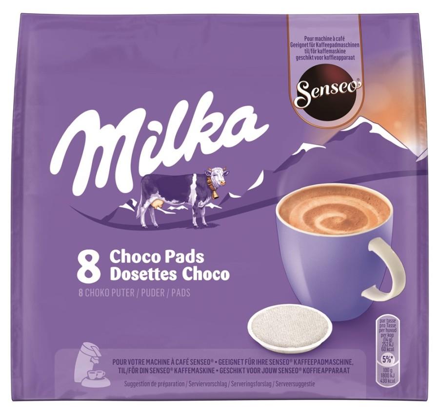Senseo Milka Choco 8 Pads