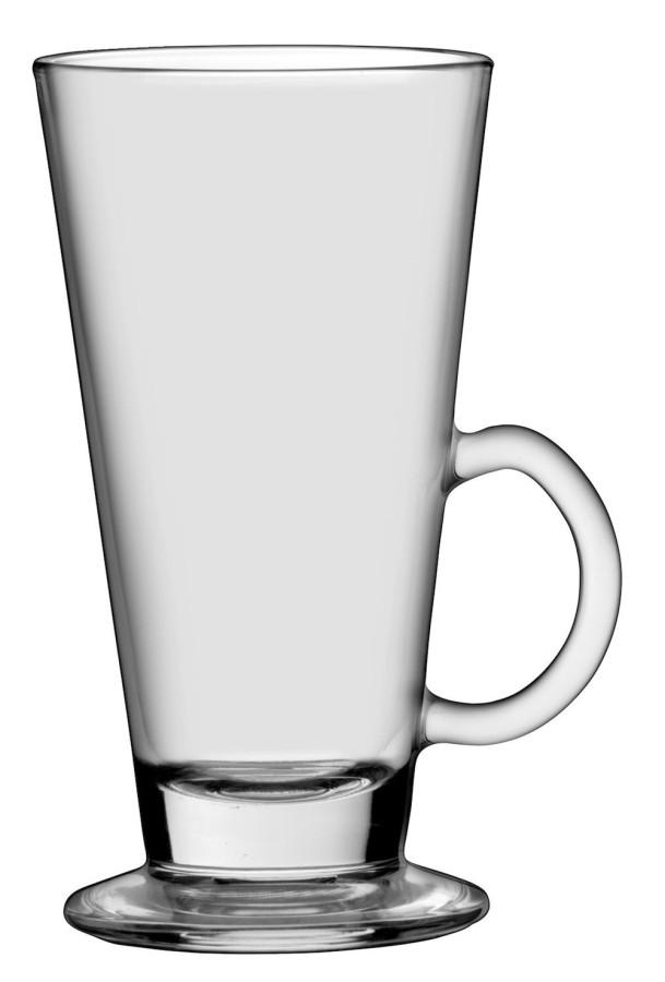 Stölzle Lausitz Latte / Glühwein Glas  6er-Set
