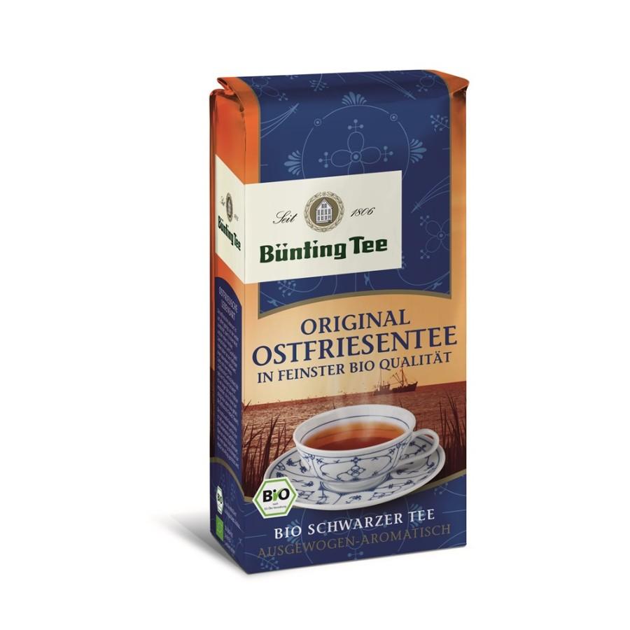 Bünting Tee Original Ostfriesentee 200g lose, Bio