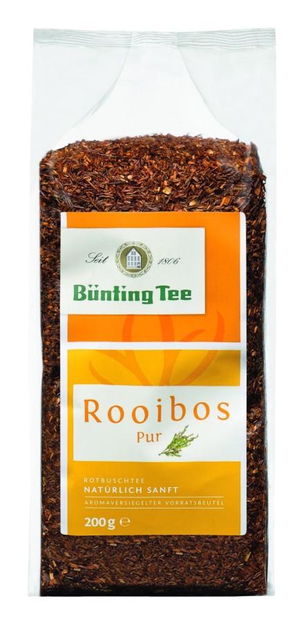Bünting Tee Rooibos Pur lose 200g