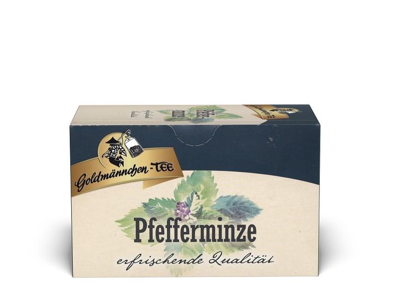 Goldmännchen Tee Pfefferminze 20 x 1,8g Teebeutel
