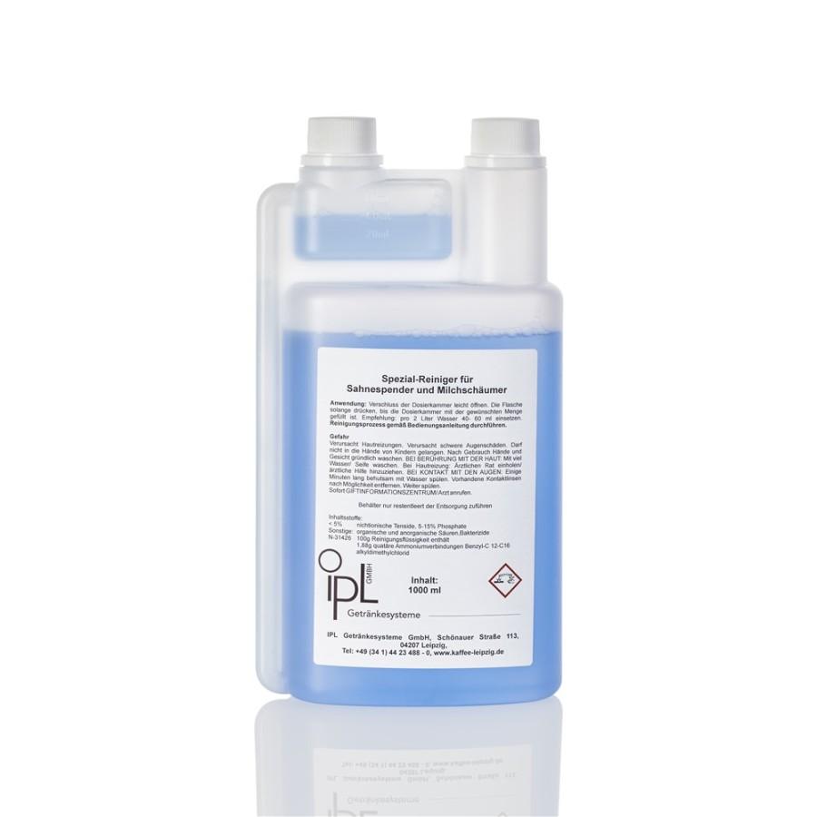 IpL Spezialreiniger 1 Liter für Milchschäumer und Sahnespender