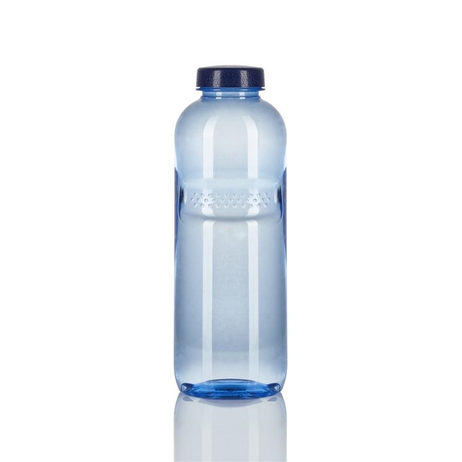 Tritan Arbeitsplatzflasche 1 Liter Wasserflasche
