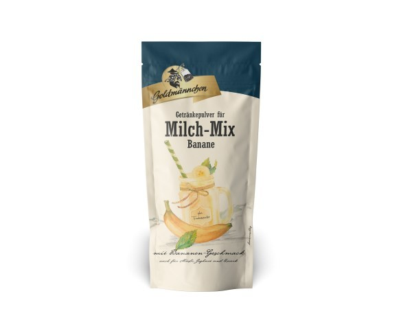 Goldmännchen Milch-Mix Banane 400g Getränkepulver