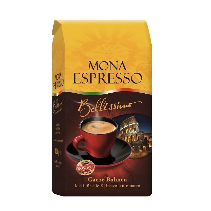 Röstfein Mona Espresso Bellissimo 1kg Ganze Bohne