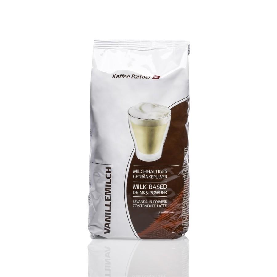 Kaffee Partner Vanilla Kaffeeweißer Vanille 1kg Instant-Milchpulver