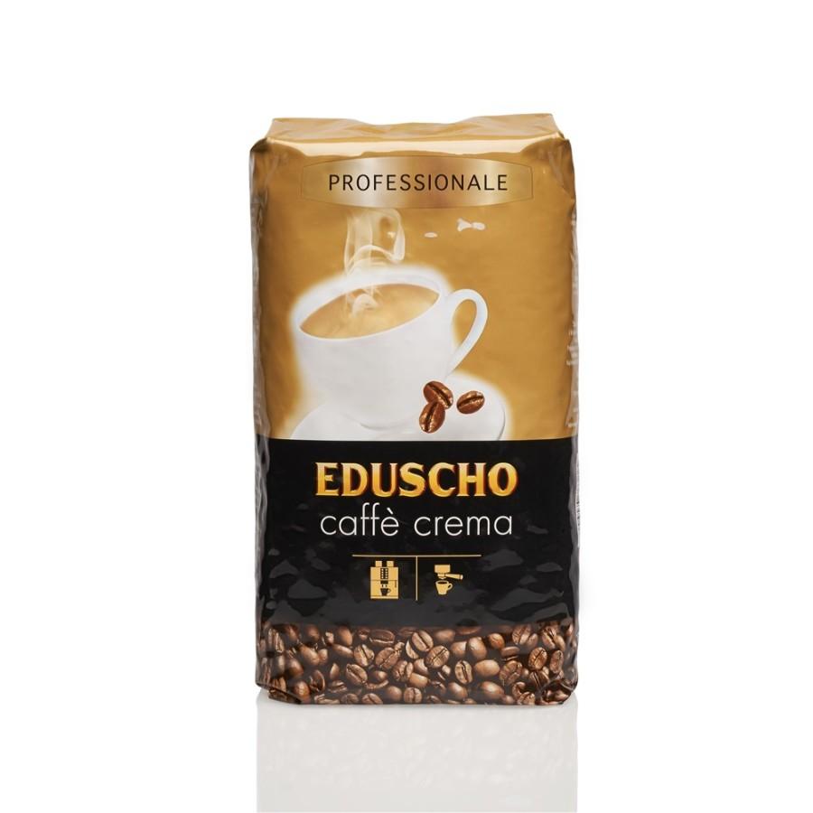 Eduscho Professionale Caffè Crema 6 x 1kg  Ganze Bohne