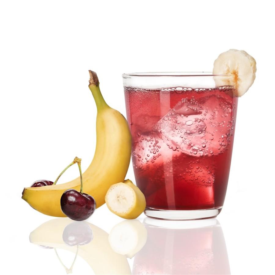 Genuss Plus * Kirsch-Banane 5 Liter Sirup für Erfrischungsgetränke