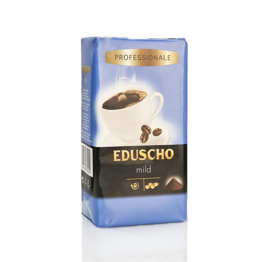 Eduscho Professionale mild Filterkaffee   12 x 500g Gemahlen