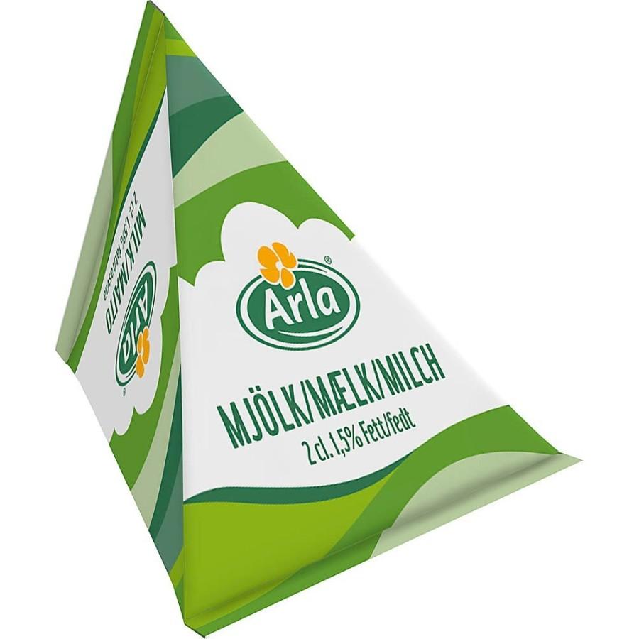 Arla Kaffeemilch 1,5% Fett 100 x 20ml Portionspackung