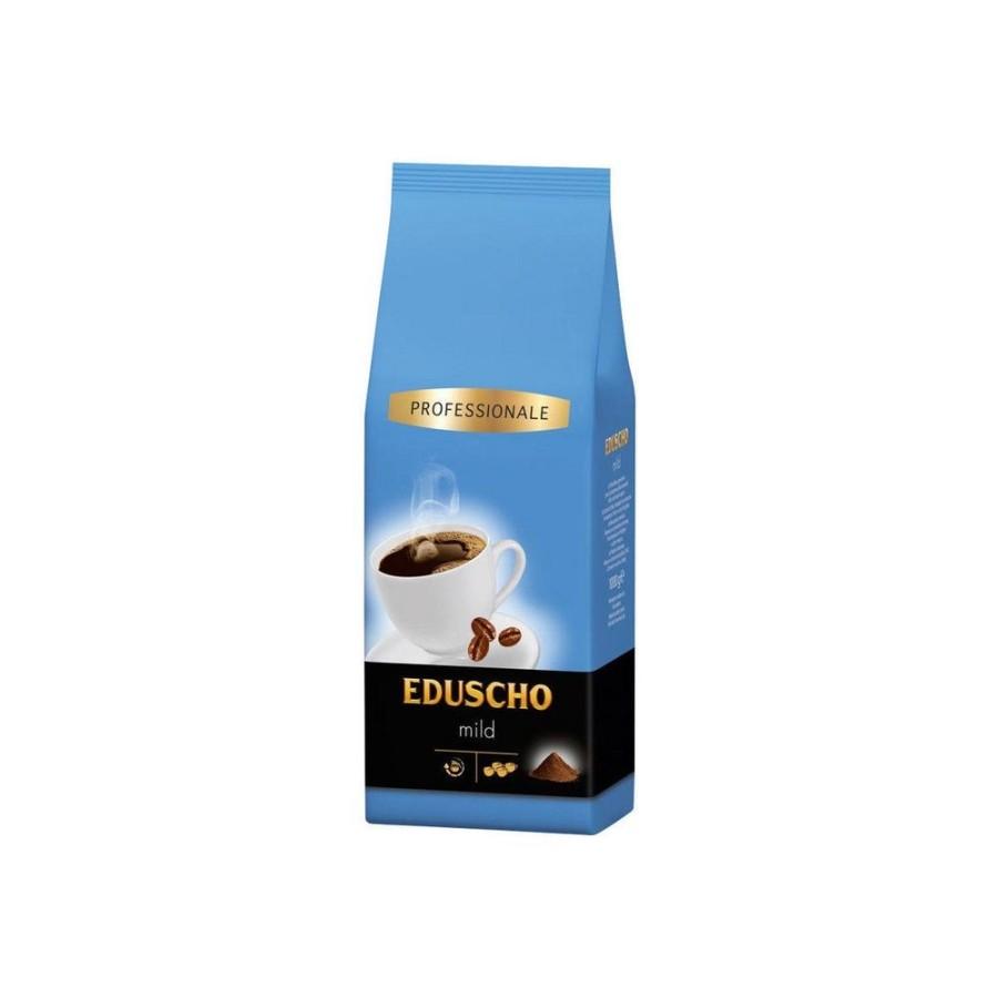 Eduscho Professionale mild Filterkaffee 8 x 1kg Gemahlen