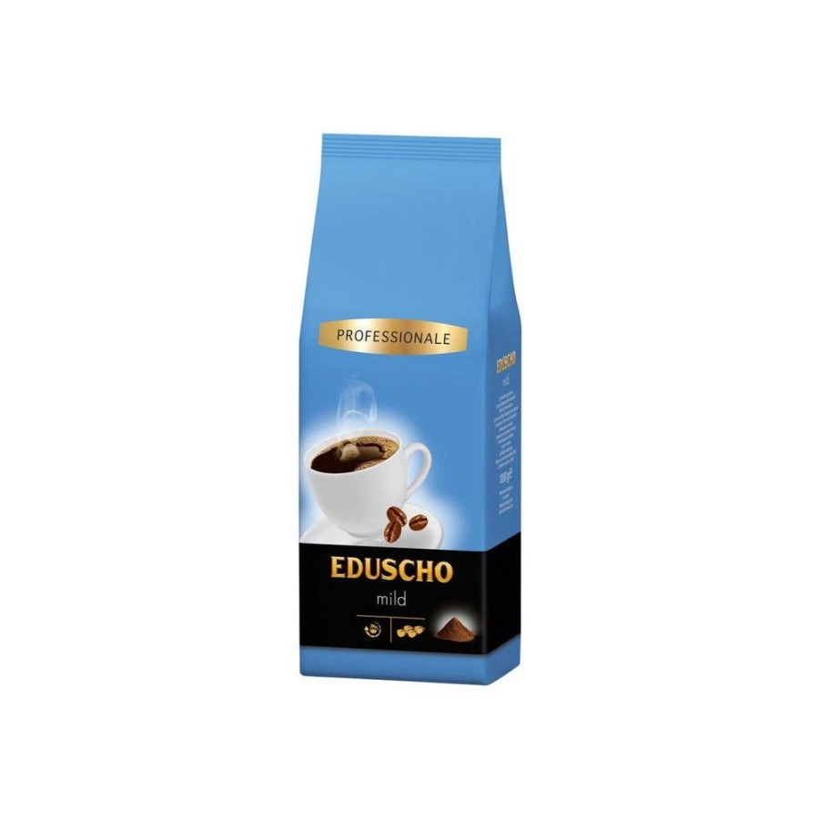 Eduscho Professionale mild Filterkaffee 1kg Gemahlen