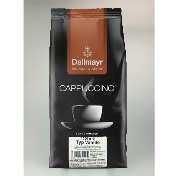 Dallmayr Vending & Office Cappuccino Vanille 1kg Instant-Cappuccino
