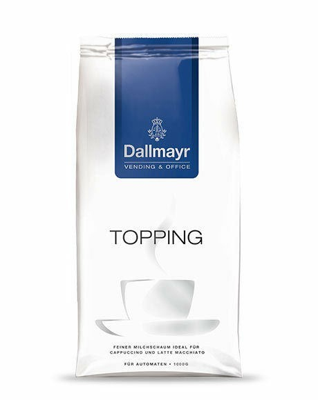 Dallmayr Vending & Office Topping  10 x 1kg Instant-Milchpulver