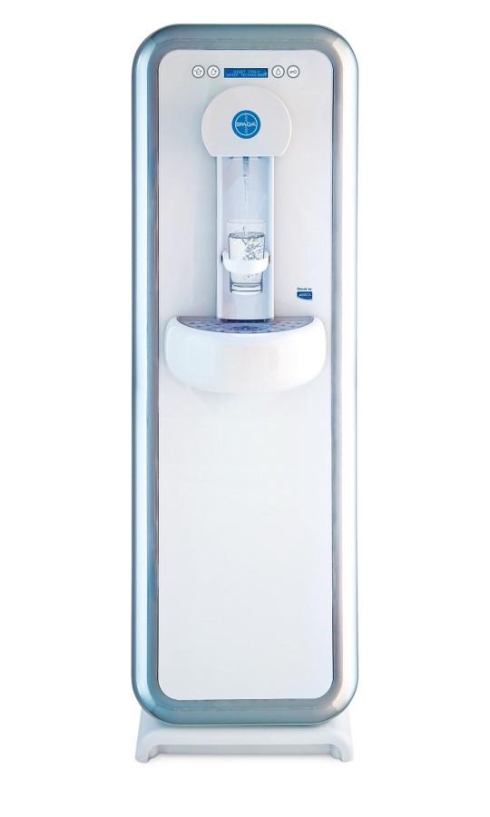 Servomat Spaqa iQ Tower weiss Wasserautomat