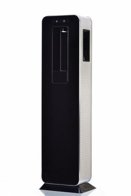 Servomat Spaqa IQ Tower 4.0 schwarz  Wasserautomat