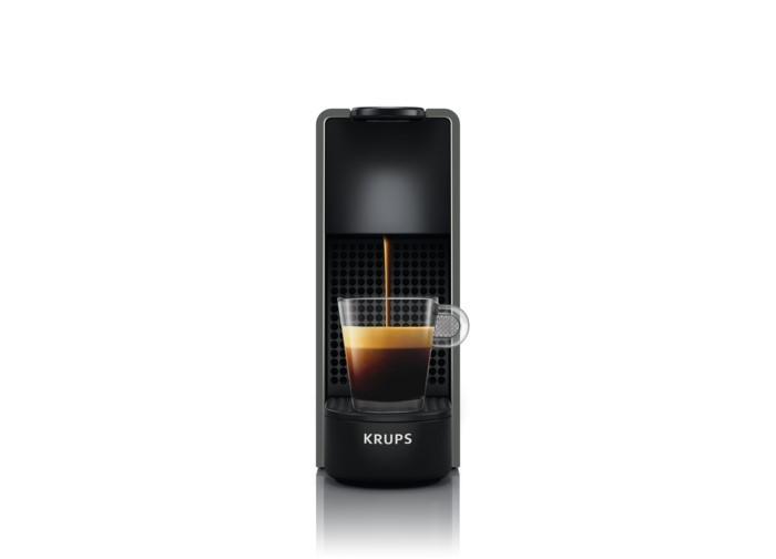 Krups Nespresso Essenza Mini Kapselmaschine schwarz