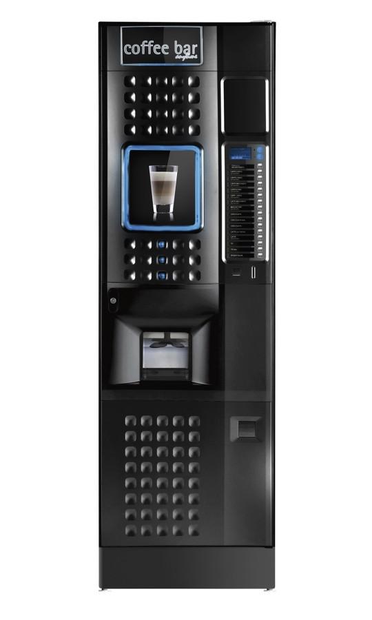 Caffe Europa Instant Kaffeevollautomat Festwasser