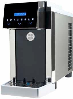 Servomat Spaqa PowerSpeed 120 Wasserautomat