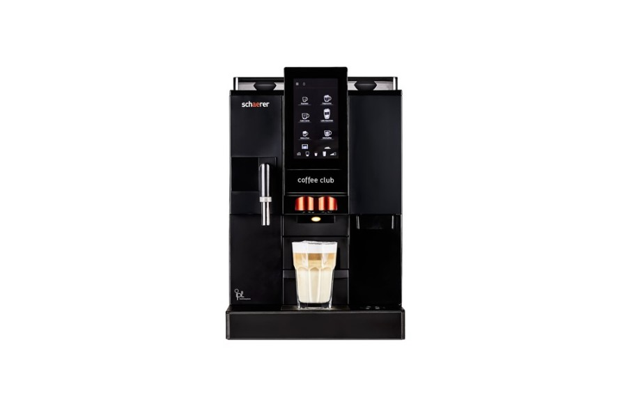 Schaerer Coffee Club Kaffeevollautomat, Frischwassertank