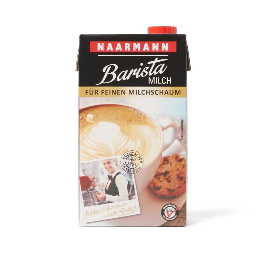 Naarmann Barista-Milch  1 Liter Tetrapack