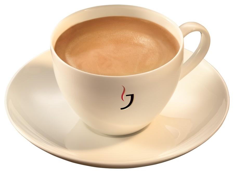 Jacobs Kaffeetasse 140ml 6 Tassen inkl. Untertassen