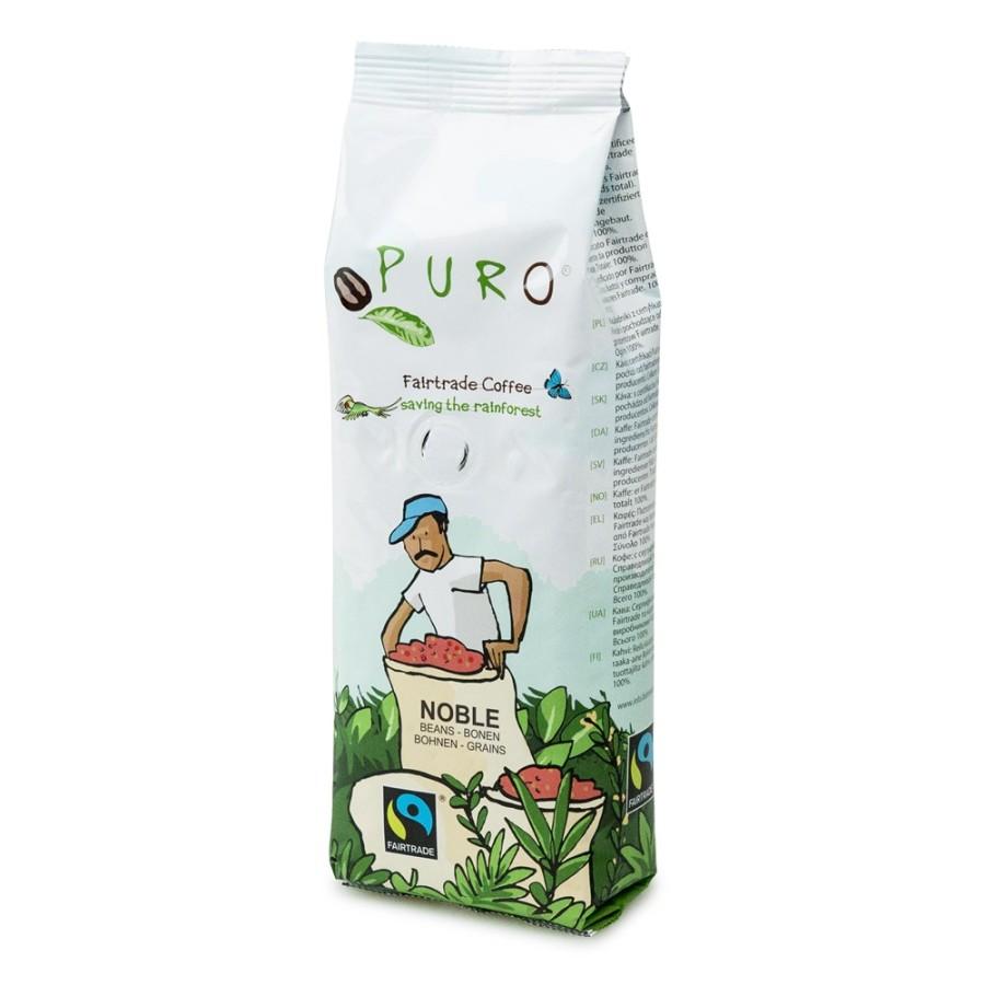 Puro Noble Creme Café  16 x 250g Ganze Bohne Fairtrade