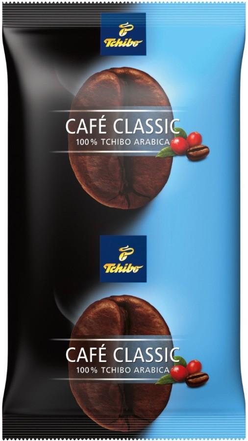 Tchibo Professional mild Filterkaffee 80 x 60g  Gemahlen, Portionspackungen