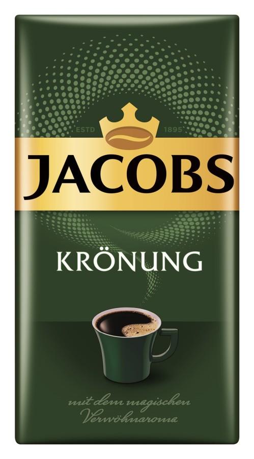 Jacobs Krönung Klassisch Filterkaffee  500g Gemahlen