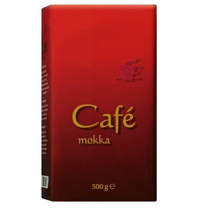Röstfein Café mokka Filterkaffee 12 x 500g Gemahlen