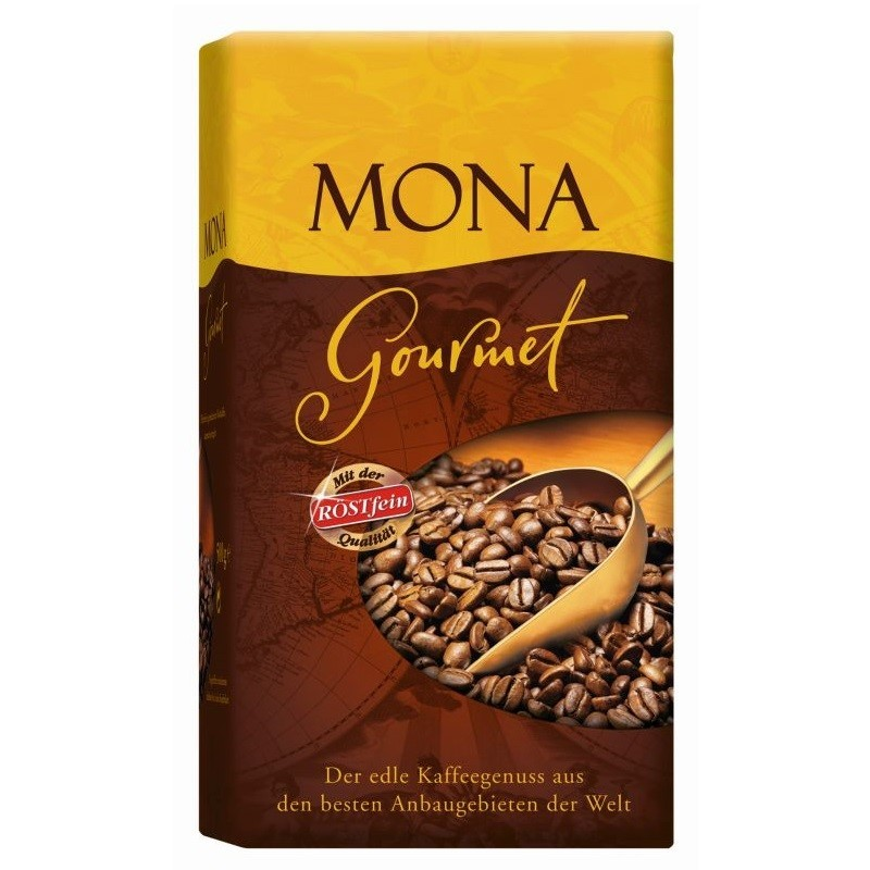 Röstfein Mona Gourmet Filterkaffee 12 x 500g Gemahlen