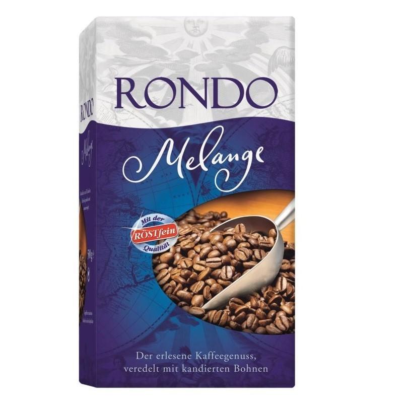 Röstfein Rondo Melange Filterkaffee 12 x 500g Gemahlen