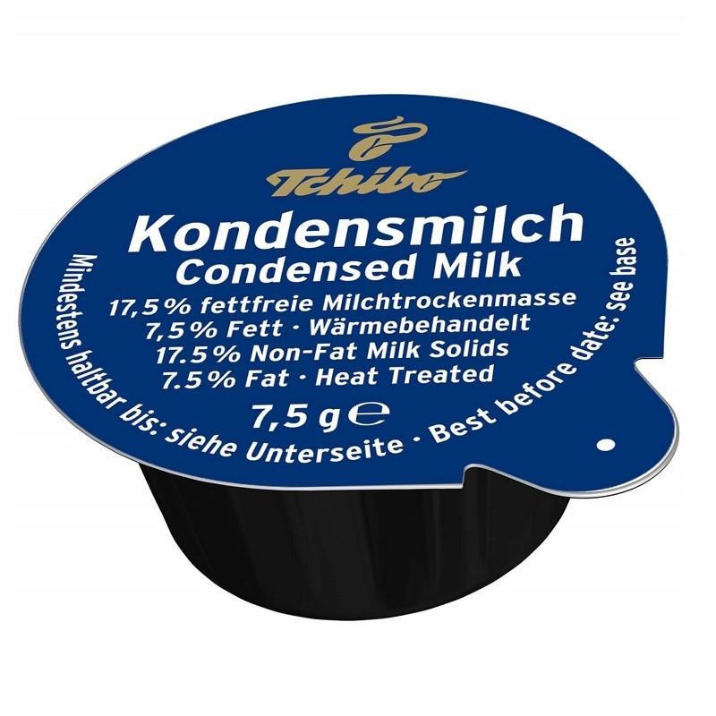 Tchibo Kondensmilch 7,5% Fett 240 x 7,5g Portionspackung