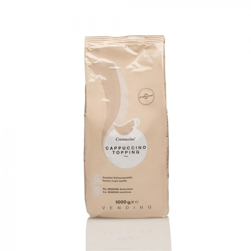 Tchibo Cremuccino Cappuccino Topping 10 x 1kg Instant-Milchpulver