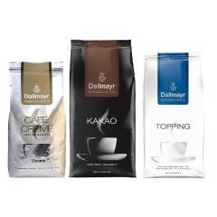 Starterpaket Dallmayr Vending & Office  Ticino Café Crème Topping Kakao