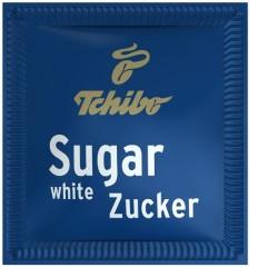 Tchibo Zuckertütchen, weiß  800 x 4g, Portionspackung