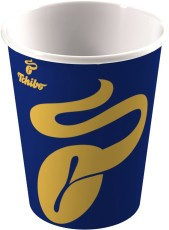 Tchibo Coffee To Go Becher 300ml  100 Stück Pappbecher