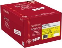 Teekanne teeflott  Zitrone 30 Filterketten à 5 Kammern
