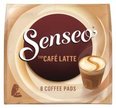 Senseo Typ Cafe Latte 8 Pads