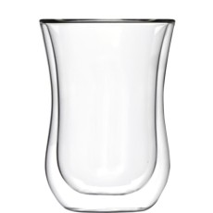 Stölzle Lausitz Kaffeeglas / Teeglas L 0,23 l  Coffee N More 2er-Set