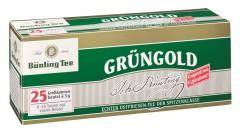 Bünting Tee Grüngold Ostfriesen-Tee 25 x 5g Kannenportionen