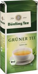 Bünting Tee Grüner Tee 250g lose, Bio