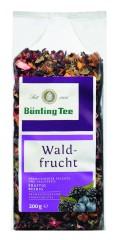 Bünting Tee Waldfrucht Früchtetee 200g lose