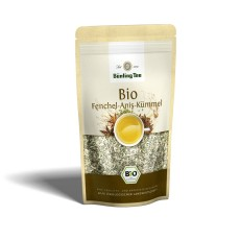Bünting Tee Fenchel-Anis-Kümmel lose 100g, Bio